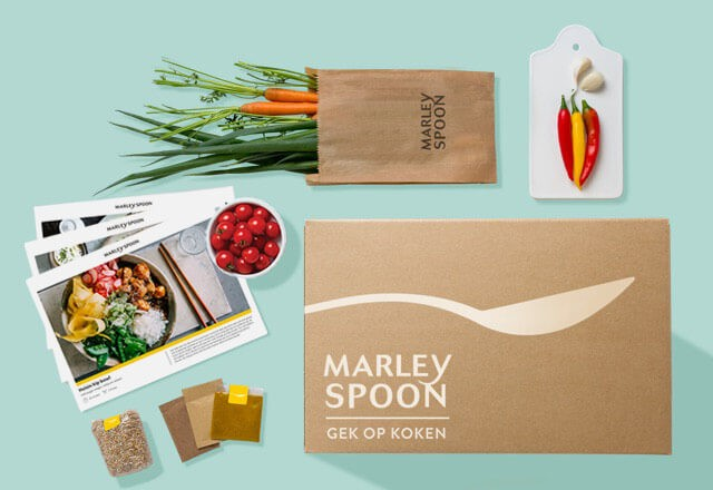 marley spoon review en ervaringen